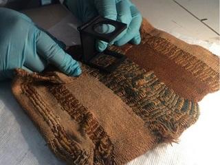 Estudio analítico de la Colección Textil Chile – Momia